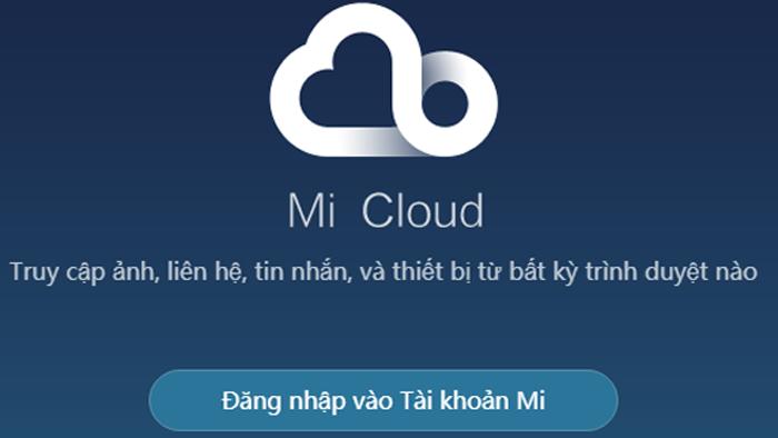 Tài khoản Mi Cloud là gì? Làm thế nào để sử dụng và bảo vệ tài khoản Mi Cloud