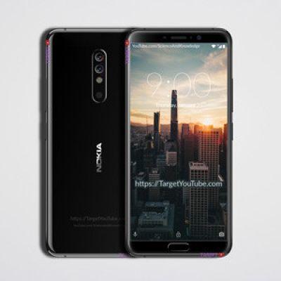 Thay mặt kính cảm ứng Nokia 9