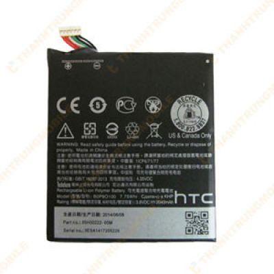 Thay pin HTC U12