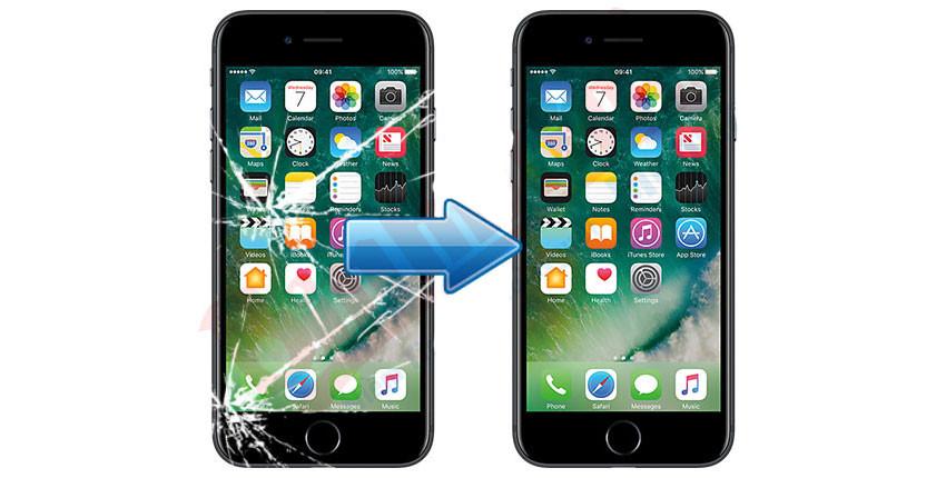thay mặt kính iphone 7, thay mặt kính cảm ứng iphone 7
