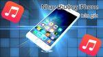 Tải về nhạc chuông iPhone 5, iPhone 6, iPhone 7, iPhone X bản gốc (bản chuẩn mặc định)
