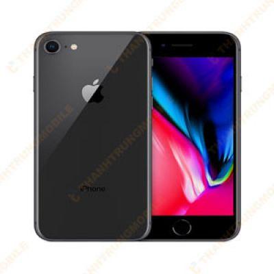 Độ vỏ iPhone 7, 7 Plus lên iPhone 8, 8 Plus Đỏ