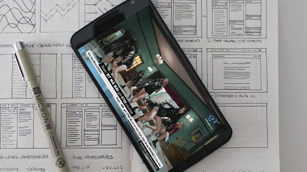 MiTV - Ứng dụng xem TV Online cho điện thoại Android