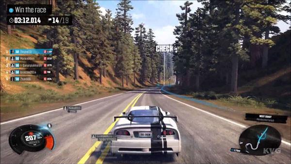 Điểm mặt một số game đua xe online hiếm hoi trên thị trường