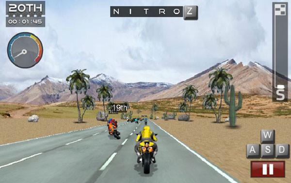 6 game đua xe 3D hay nhất cho dịp cuối tuần