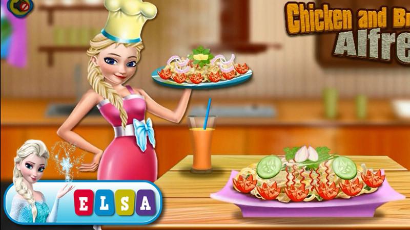Top 05 Game nấu ăn cho công chúa được nhiều người yêu thích nhất