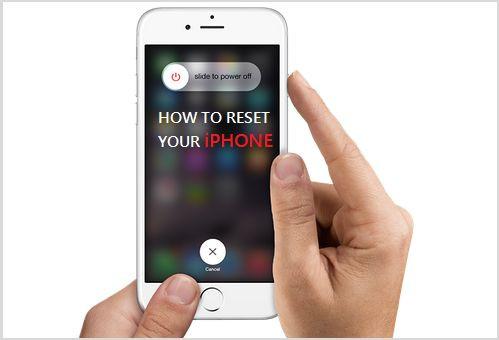Bạn có biết Reset iPhone là gì? Cách reset iPhone như thế nào là đúng?