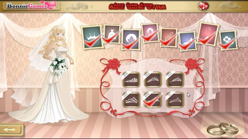 Top 5 Game trang điểm cô dâu vô cùng dễ thương