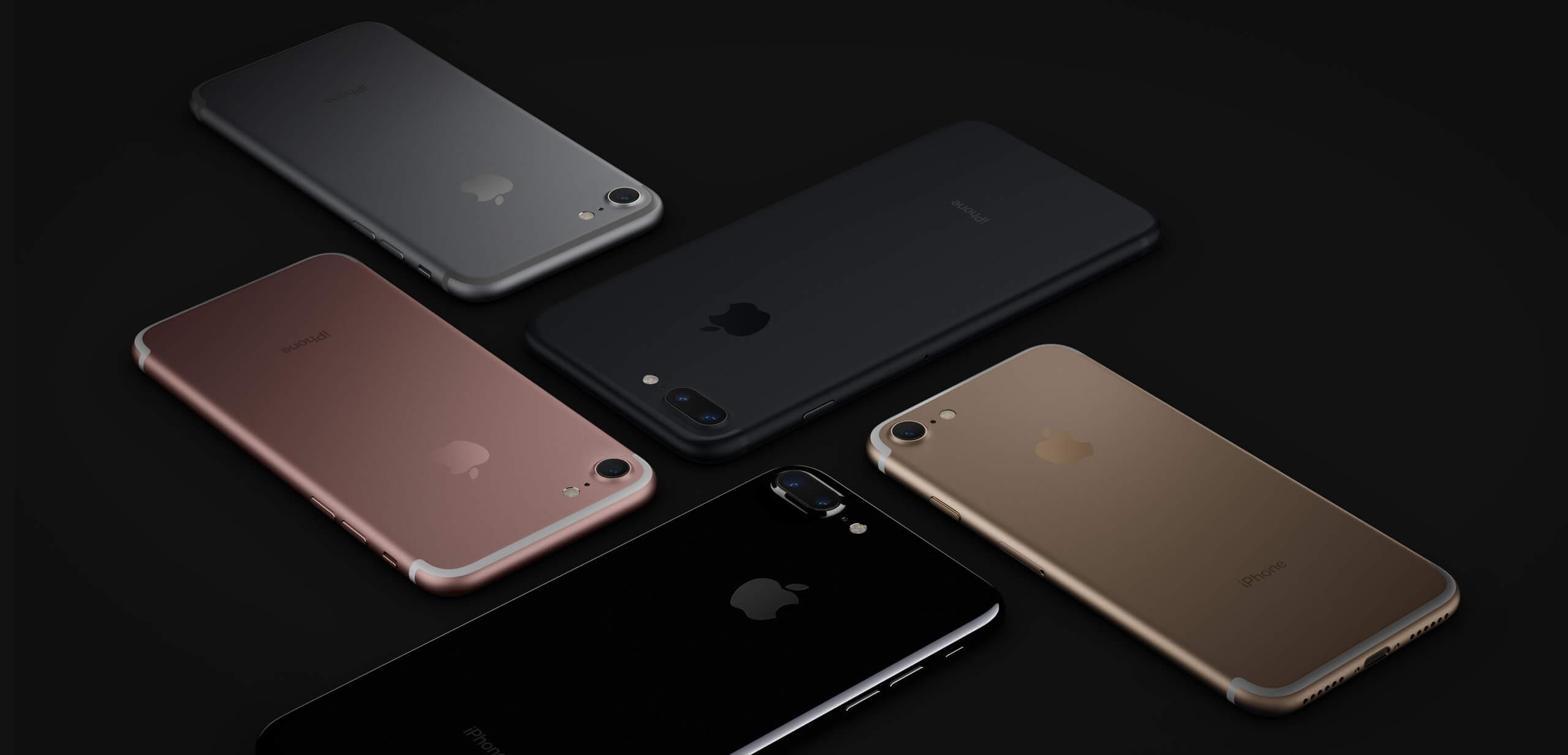 Cách khắc phục màn hình iPhone 7 bị tối