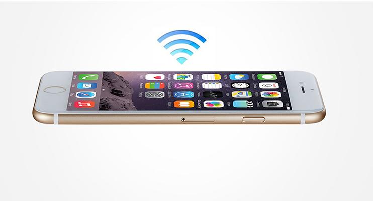 iPhone 6 bắt Wifi kém