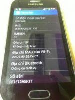 Hướng dẫn cách xem địa chỉ MAC của điện thoại Samsung