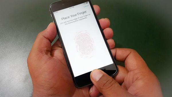 iPhone 6S không nhận vân tay phải làm sao?