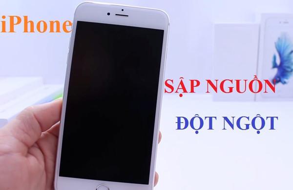 iphone-bi-sap-nguon-dot-ngot