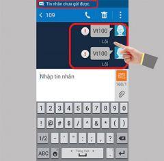 Cách xử lý Samsung không gửi được tin nhắn cho tổng đài