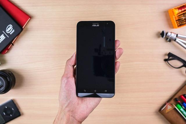 Giải pháp nhanh cho Asus Zenfone bị sập nguồn, lỗi nguồn