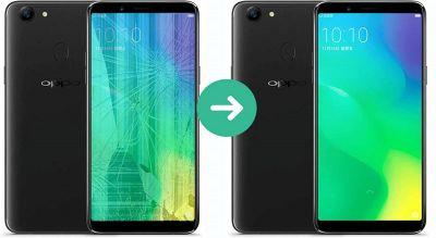 Thay màn hình OPPO A83, A83 Pro