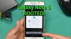 Hướng dẫn cách root Galaxy Note 5 dễ dàng, nhanh chóng