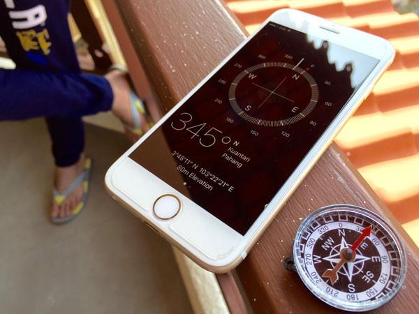 Cách Sử Dụng La Bàn Trên Điện Thoại iPhone và Những Áp Dụng Thực Tế