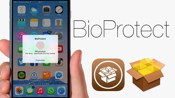 Cách Khóa Ứng Dụng Trên iPhone, iPad bằng Bioprotect
