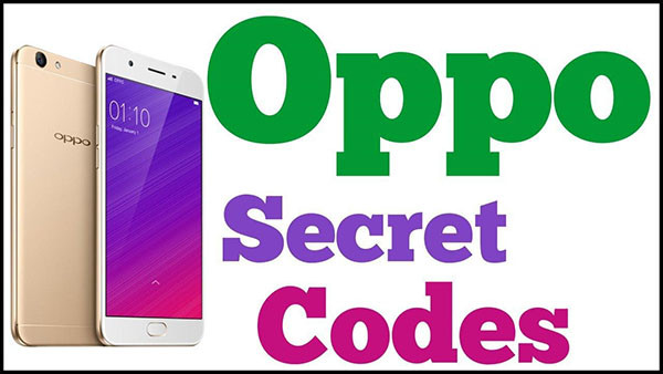 Tổng hợp những mã test OPPO có thể bạn chưa biết
