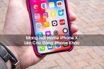 Mang AssistiveTouch iPhone X Lên Các Dòng iPhone Khác