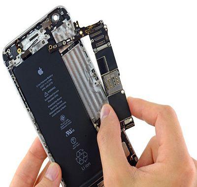 Thay phần cứng Panie iPhone