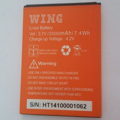 Thay pin Wing Hero 40, 40i, 40s