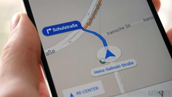 Tìm hiểu định vị GPS trên smartphone