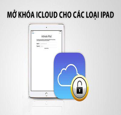 Mở khóa, phá iCloud iPad Mini 1, Mini 2