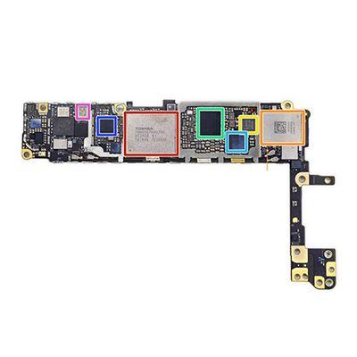 Thay wifi iPhone 6, 6 Plus