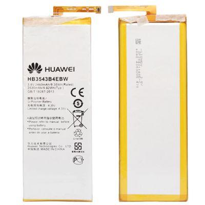 Thay pin Huawei P7