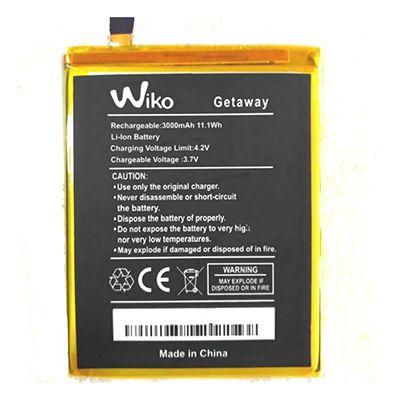 Thay pin Wiko Getaway