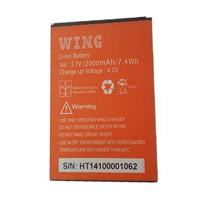 Thay pin Wing IRIS 50
