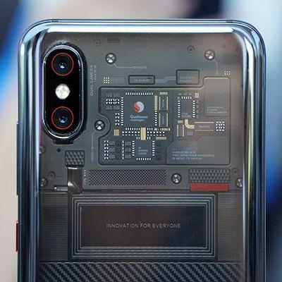 Thay camera trước, camera sau Xiaomi Mi 8 Explorer