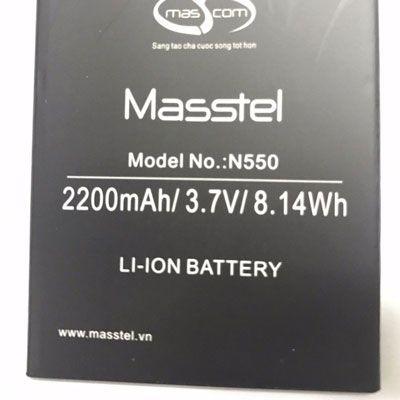 Thay pin Masstel B5000