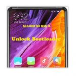 Unlock mở mạng Mi Cloud Xiaomi Mi Mix 2,  Mi Mix 2 special Emotion, Mi Mix 2S