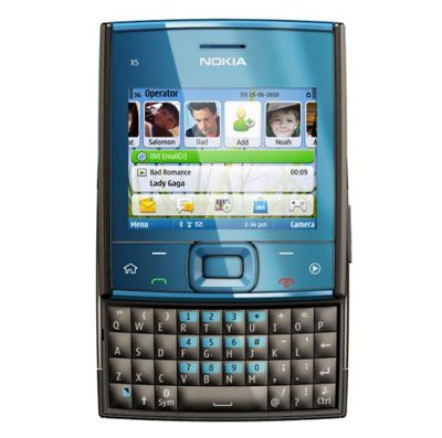 Thay mặt kính cảm ứng Nokia X5