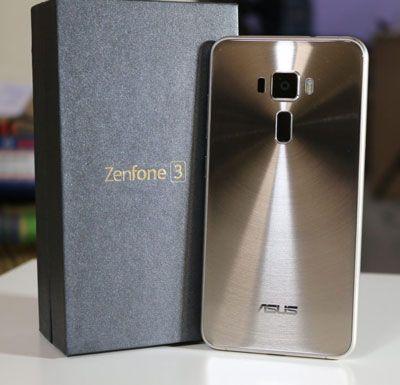 Thay pin Asus Zenfone 3