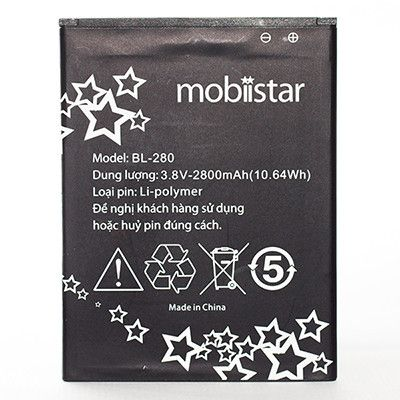 Thay pin Mobiistar Lai Zumbo S