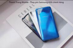 Thay pin Samsung A50, A50s