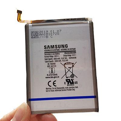 Thay pin Samsung M20