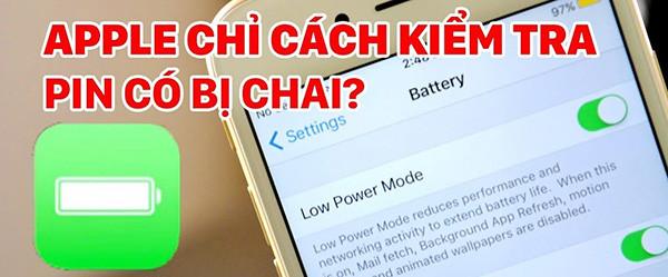 Cách kiểm tra pin iPhone 8 Plus dễ dàng tại nhà