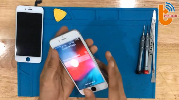 Hướng dẫn thay màn hình iPhone 6 - Thành Trung Mobile