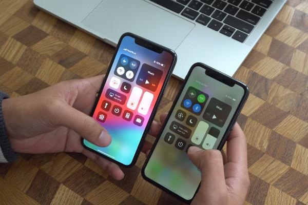 Cách kiểm tra màn hình iPhone X Zin như thế nào?