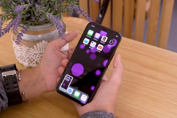 Giải đáp thắc mắc: Làm sao chụp màn hình iPhone X?