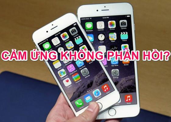 Nguyên nhân và cách khắc phục lỗi màn hình iPhone 6 Plus bị đơ cảm ứng