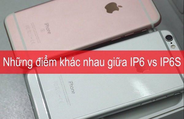 Màn hình iPhone 6 thay cho 6s được không
