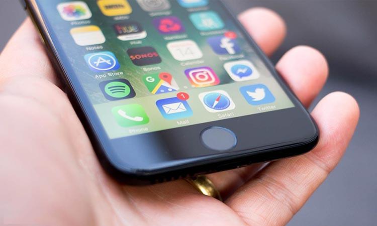 Kích thước màn hình iPhone 7 thường bao nhiêu inch?