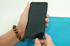 Cách xử lý khi Samsung A7 không lên màn hình