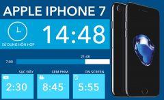 Pin iPhone 7 bao nhiêu mAh
